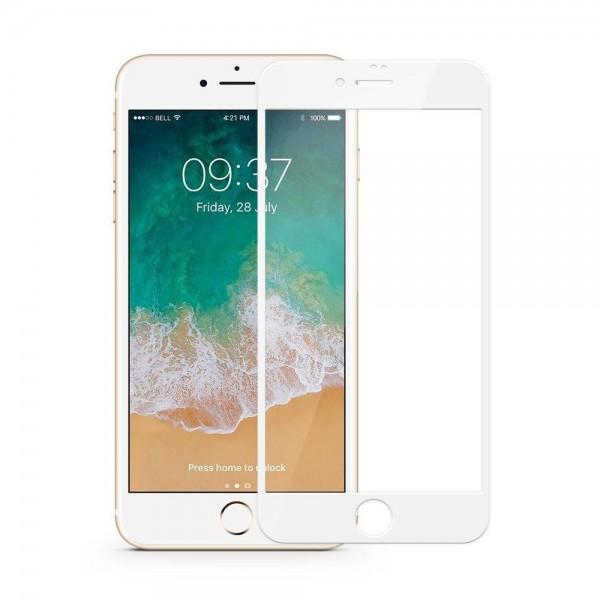 Протектор за Apple iPhone 7/8 Plus Бял