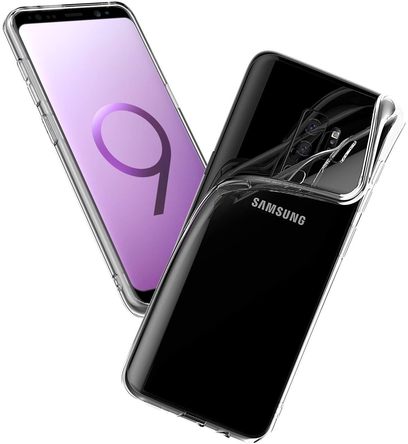 Силиконов гръб за Samsung Galaxy S9