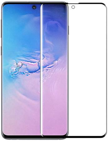 Стъклен протектор за целия екран За Samsung Galaxy S20 Plus, 3D, 0.3mm