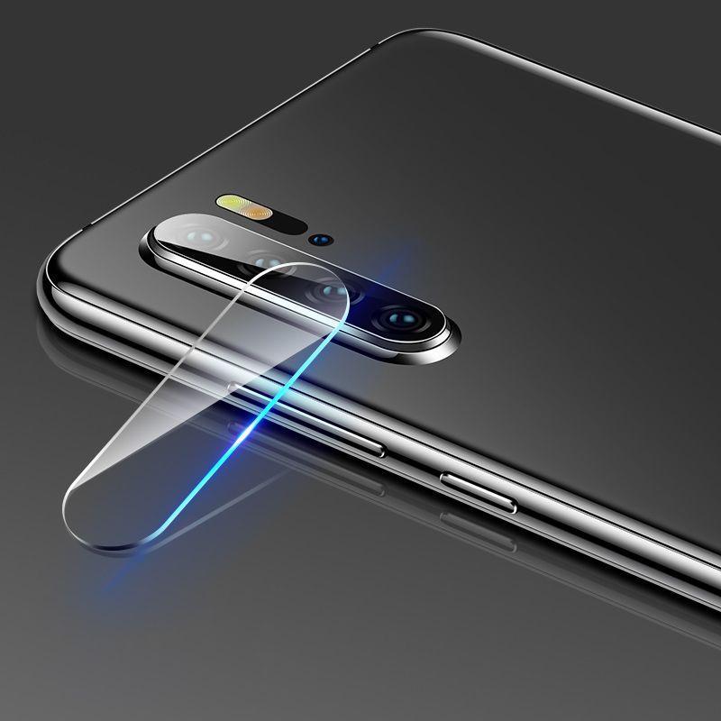 Стъклен протектор за задна камера за Huawei P30 Pro, Прозрачен