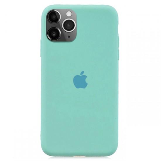 Силиконов кейс за Apple iPhone 11 (6.1), Ментов