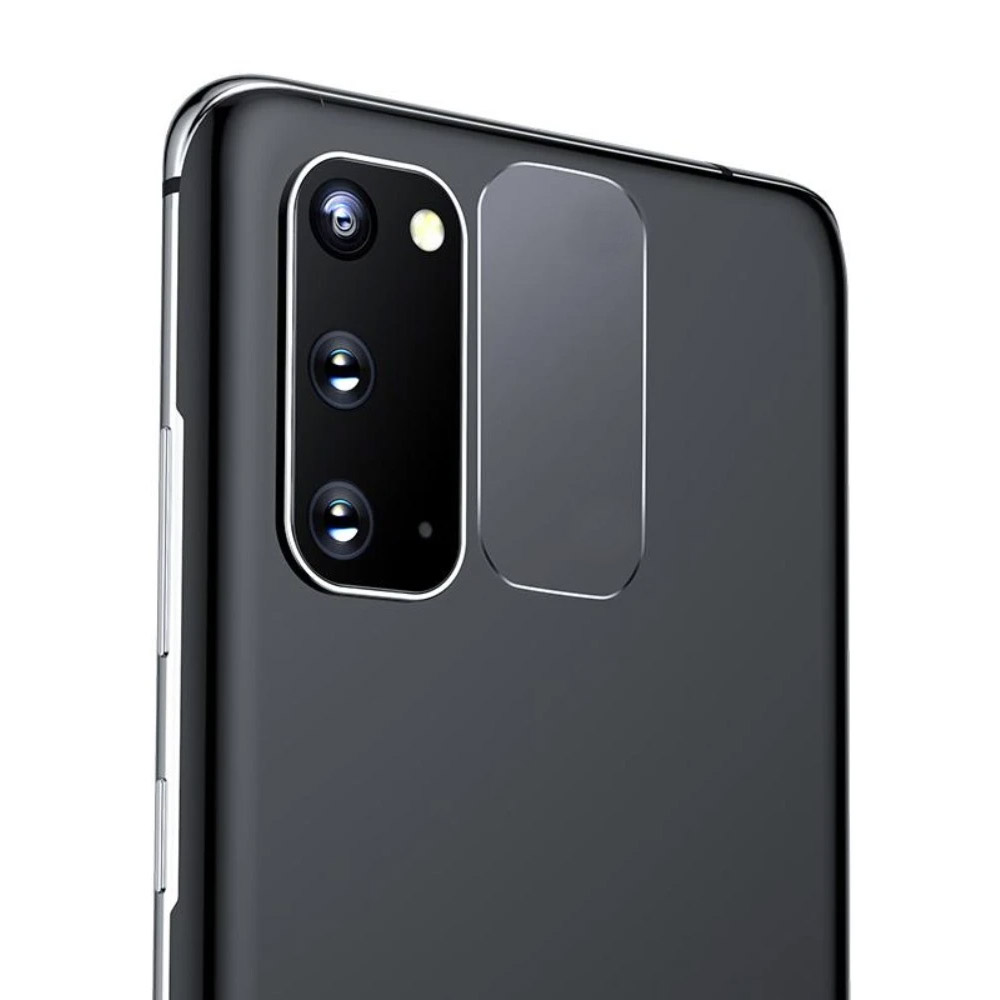 Стъклен протектор за задна камера Samsung Galaxy S20