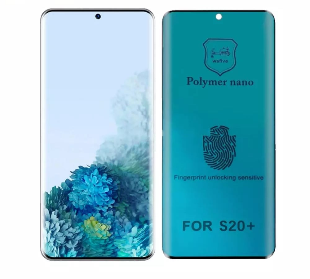 Протектор Polymer Nano Ceramic за Samsung Galaxy S20 Plus