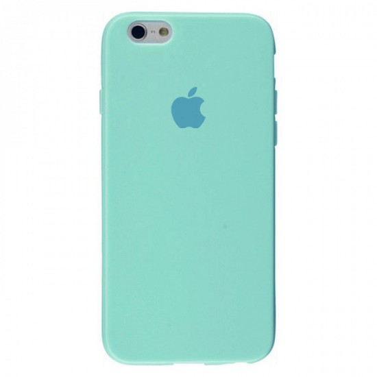 Силиконов калъф за Apple iPhone 7/ 8, Ментов