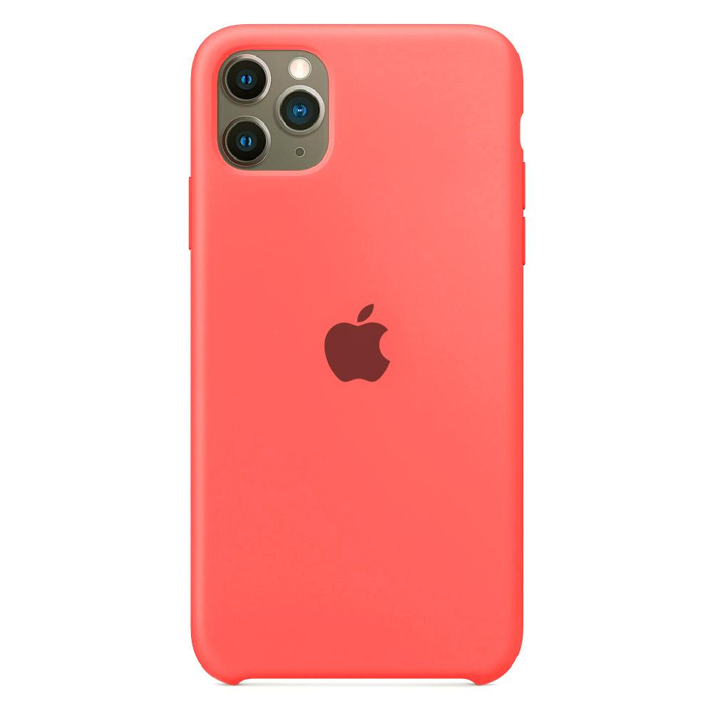 Силиконов кейс за Apple iPhone 11 Pro (5.8), Корал