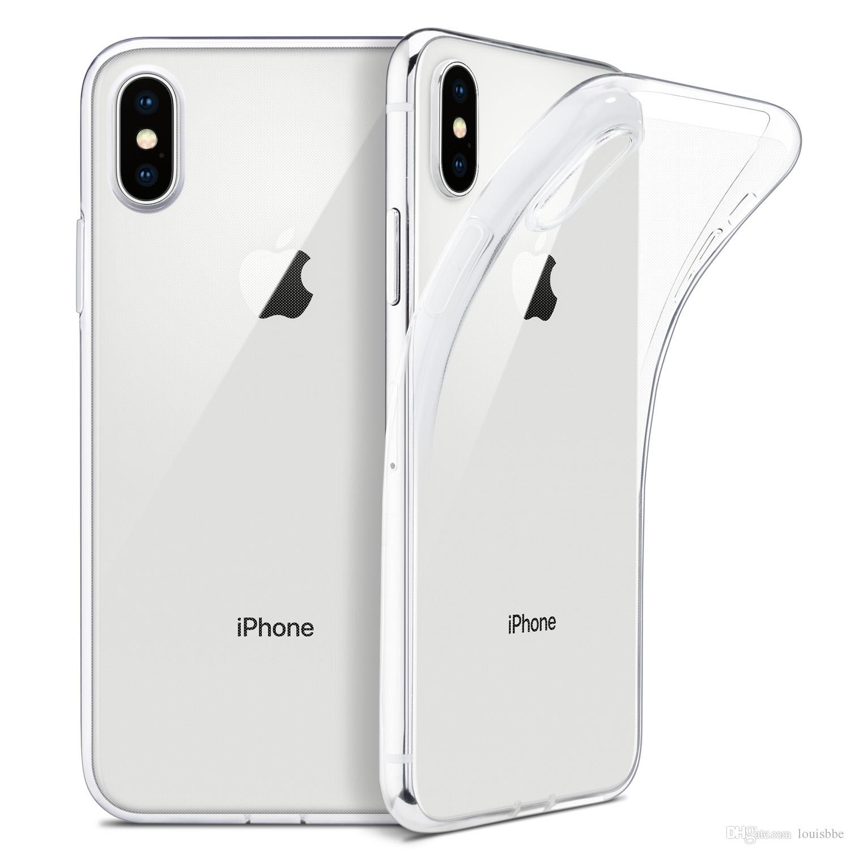 Силиконов калъф за Apple iPhone XS Max