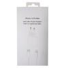Мрежово зарядно устройство за Apple iPhone, комплект USB-C