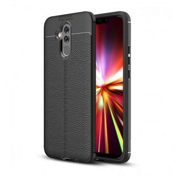 Силиконов калъф имитиращ кожа за Huawei Mate 20 Lite