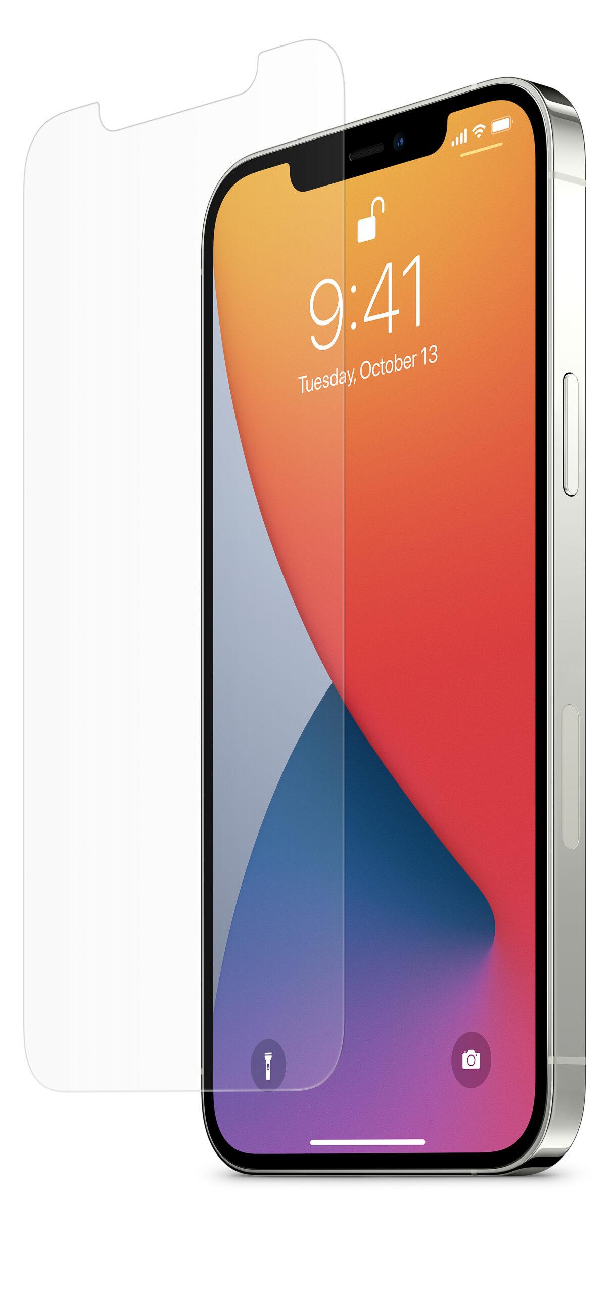 Стъклен протектор за дисплей за iPhone 12 Pro Max