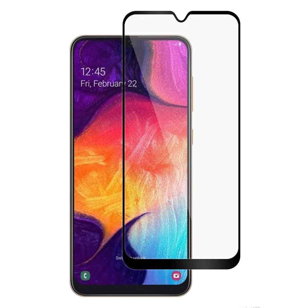 Стъклен протектор за Samsung Galaxy A20e, Черен