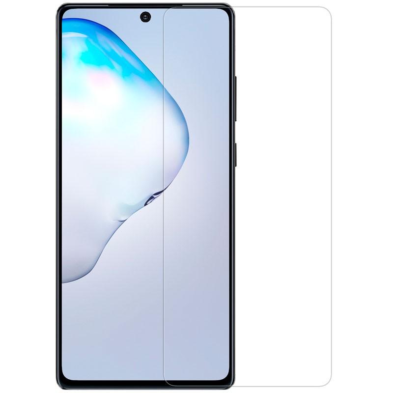 5D Стъклен протектор с цяло лепило за Samsung Galaxy Note20, Прозрачен