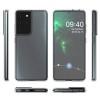 Силиконов кейс за Samsung Galaxy S21, Прозрачен