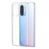 Прозрачен силиконов калъф за Xiaomi Mi 11